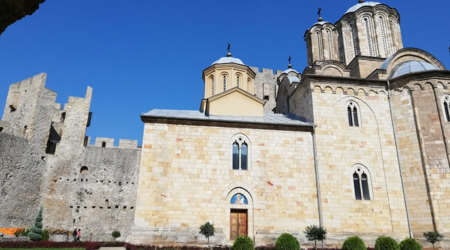 The most beautiful Monasteries in Serbia