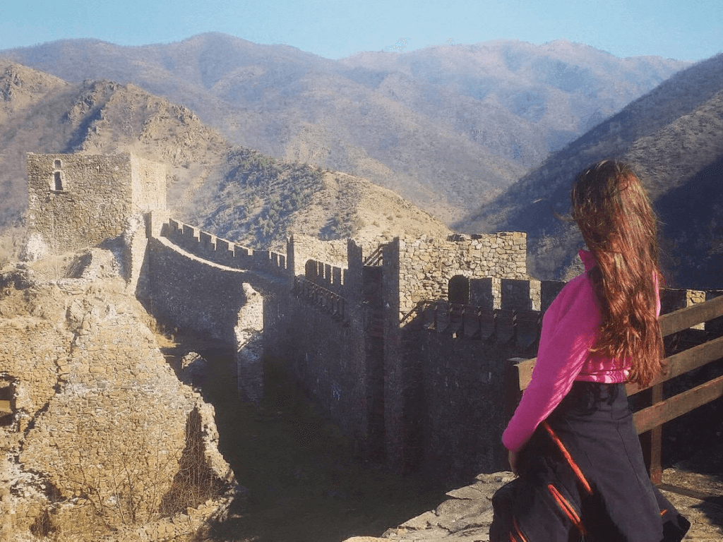 Maglič Fortress